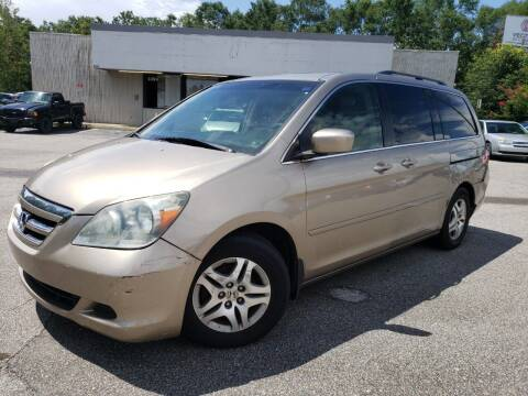 2005 Honda Odyssey for sale at Capital City Imports in Tallahassee FL