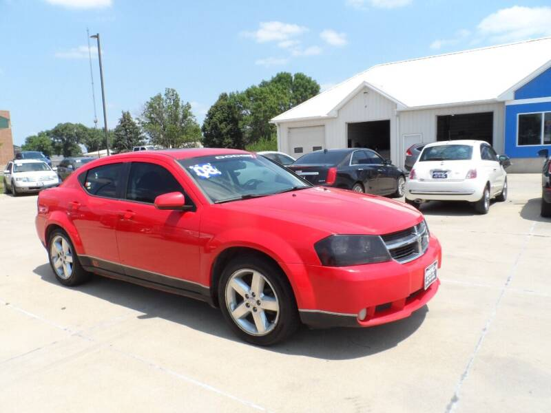 2008 Dodge Avenger for sale at America Auto Inc in South Sioux City NE