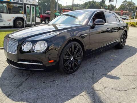 2014 Bentley Flying Spur for sale at Atlanta Fine Cars in Jonesboro GA