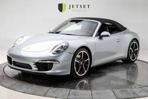 2015 Porsche 911 for sale at Jetset Automotive in Cedar Rapids IA