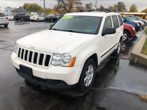 2009 Jeep Grand Cherokee for sale at D and D All American Financing in Warren MI