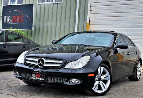 2009 Mercedes-Benz CLS for sale at Haus of Imports in Lemont IL