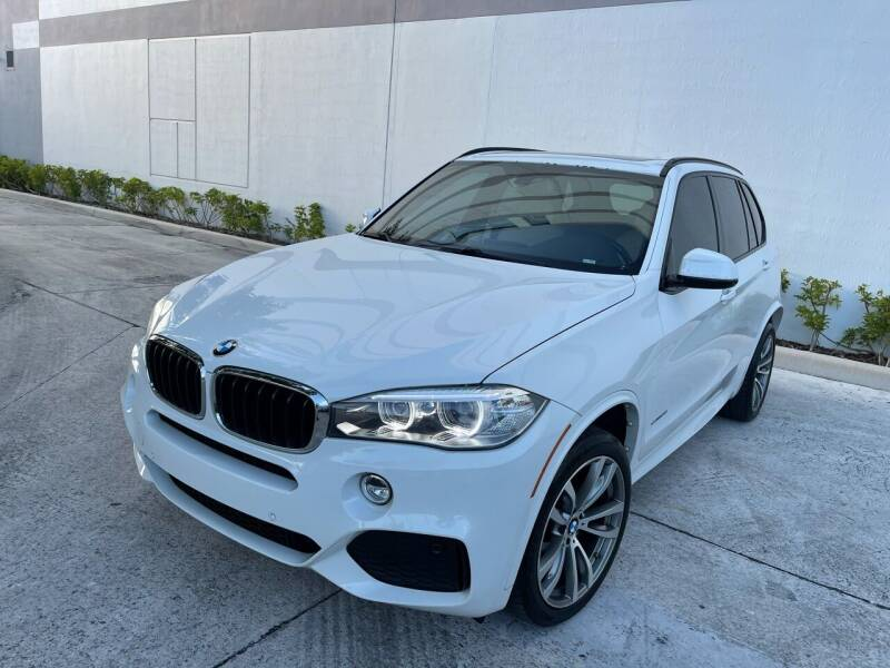 2014 BMW X5 for sale at Auto Beast in Fort Lauderdale FL