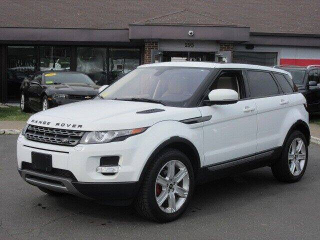 2013 Land Rover Range Rover Evoque for sale at Lynnway Auto Sales Inc in Lynn MA