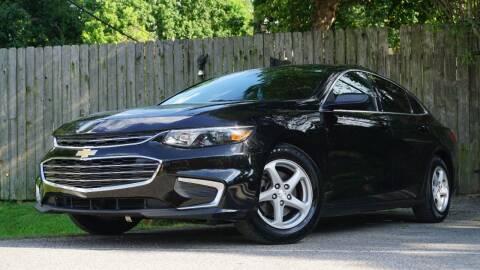 2016 Chevrolet Malibu for sale at Hidalgo Motors Co in Houston TX