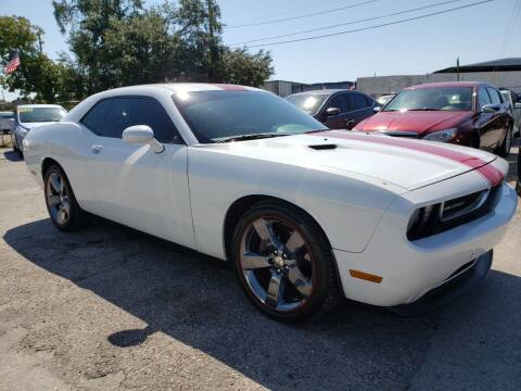 2013 Dodge Challenger for sale at Millenia Auto Sales in Orlando FL