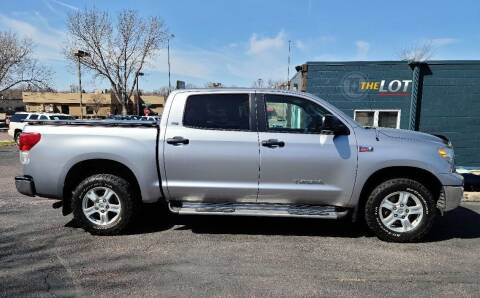 2010 Toyota Tundra for sale at THE LOT in Sioux Falls SD