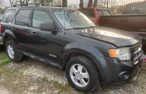 2008 Ford Escape for sale at Ody's Autos in Houston TX