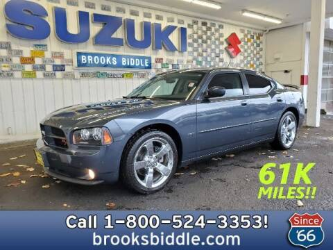 2008 Dodge Charger for sale at BROOKS BIDDLE AUTOMOTIVE in Bothell WA
