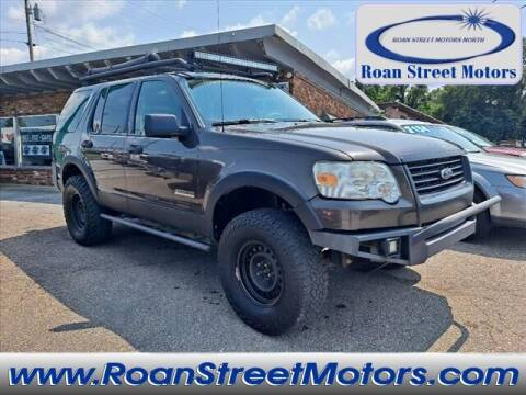 2006 Ford Explorer for sale at PARKWAY AUTO SALES OF BRISTOL - Roan Street Motors in Johnson City TN