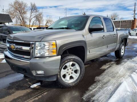 2008 Chevrolet Silverado 1500 for sale at LA Motors LLC in Denver CO