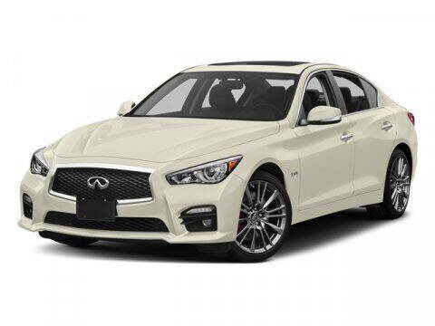 2016 Infiniti Q50 for sale at Stephen Wade Pre-Owned Supercenter in Saint George UT