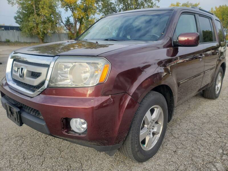 2009 Honda Pilot for sale at Flex Auto Sales in Cleveland OH