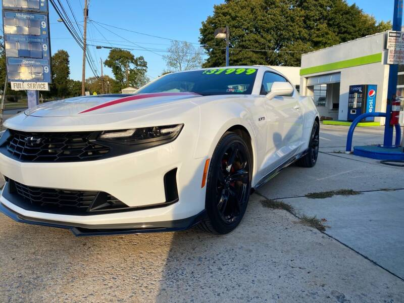 2020 Chevrolet Camaro for sale at Ginters Auto Sales in Camp Hill PA