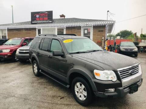 2006 Ford Explorer for sale at I57 Group Auto Sales in Country Club Hills IL