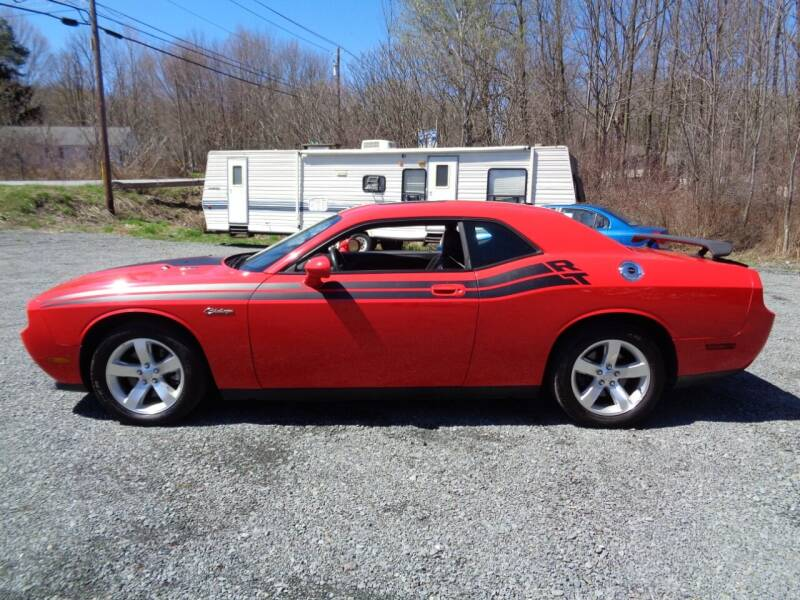 2009 Dodge Challenger for sale at On The Road Again Auto Sales in Lake Ariel PA