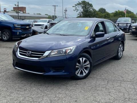 2013 Honda Accord for sale at JMAC IMPORT AND EXPORT STORAGE WAREHOUSE in Bloomfield NJ
