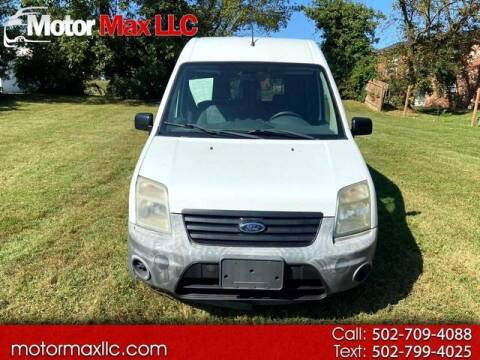 2013 Ford Transit Connect for sale at Motor Max Llc in Louisville KY