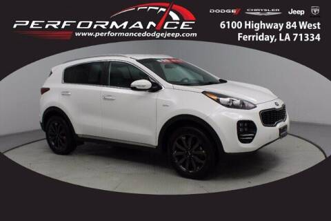 2019 Kia Sportage for sale at Performance Dodge Chrysler Jeep in Ferriday LA