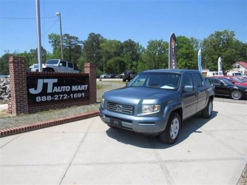 2007 Honda Ridgeline for sale at J T Auto Group in Sanford NC