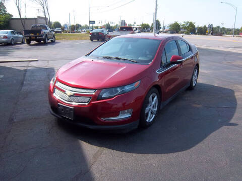 2013 Chevrolet Volt for sale at Brian's Sales and Service in Rochester NY