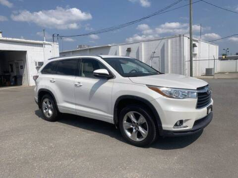 2016 Toyota Highlander for sale at Auto Finance of Raleigh in Raleigh NC