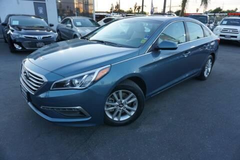 2015 Hyundai Sonata for sale at Industry Motors in Sacramento CA