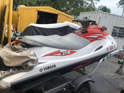 2016 Yamaha YAMAHA for sale at AUTO ALLIANCE LLC in Miami FL