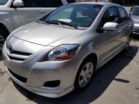 2008 Toyota Yaris for sale at Ournextcar/Ramirez Auto Sales in Downey CA