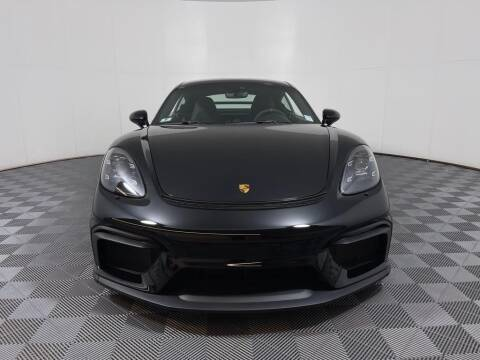 2021 Porsche 718 Cayman for sale at CU Carfinders in Norcross GA