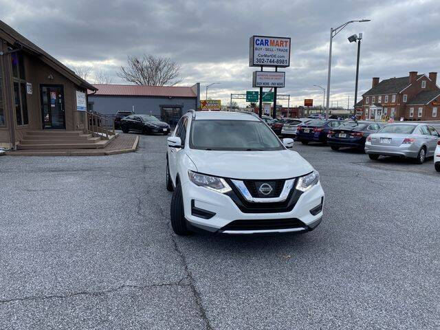 2017 Nissan Rogue for sale at CARMART Of Dover in Dover DE