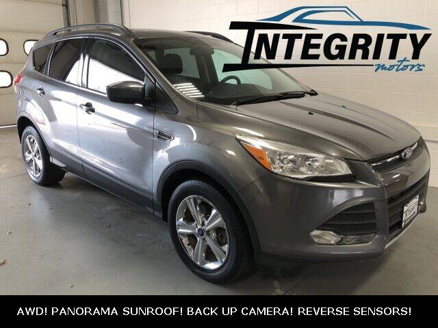 2014 Ford Escape for sale at Integrity Motors, Inc. in Fond Du Lac WI