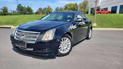 2011 Cadillac CTS for sale at Aren Auto Group in Sterling VA
