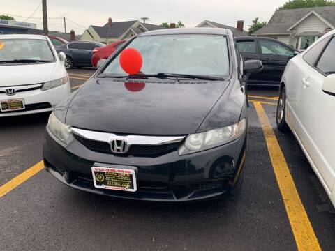 2011 Honda Civic for sale at Ideal Cars in Hamilton OH