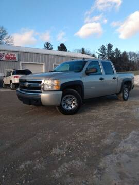 2007 Chevrolet Silverado 1500 for sale at Hilltop Auto in Clare MI