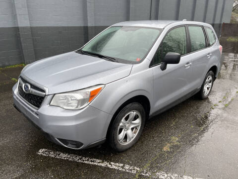 2016 Subaru Forester for sale at APX Auto Brokers in Lynnwood WA