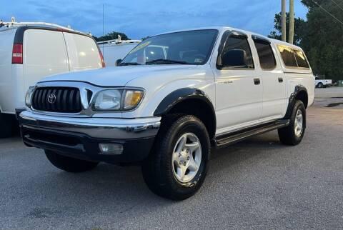 2002 Toyota Tacoma for sale at Mega Autosports in Chesapeake VA