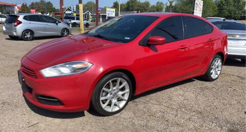 2013 Dodge Dart for sale at Martinez Cars, Inc. in Lakewood CO