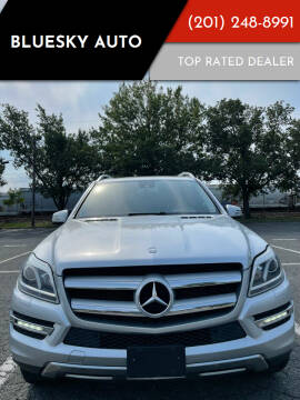 2013 Mercedes-Benz GL-Class for sale at Bluesky Auto in Bound Brook NJ