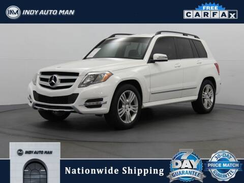 2013 Mercedes-Benz GLK for sale at INDY AUTO MAN in Indianapolis IN