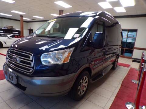 2015 Ford Transit Cargo for sale at Adams Auto Group Inc. in Charlotte NC