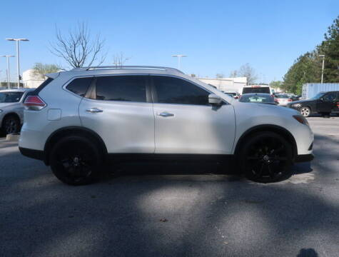 2015 Nissan Rogue for sale at Southern Auto Solutions - BMW of South Atlanta in Marietta GA