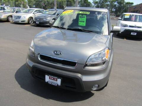 2011 Kia Soul for sale at DCS Auto Sales in Milwaukee WI