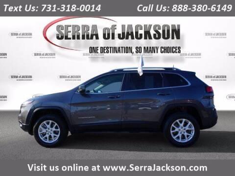 2018 Jeep Cherokee for sale at Serra Of Jackson in Jackson TN