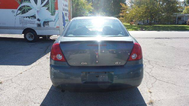 2006 Pontiac G6 GT 4dr Sedan - Nicholasville KY