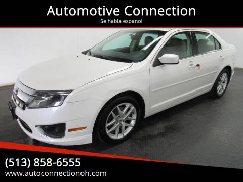 2010 Ford Fusion for sale at Automotive Connection in Fairfield OH