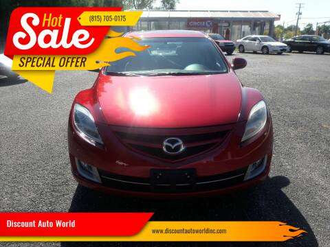 2009 Mazda MAZDA6 for sale at Discount Auto World in Morris IL