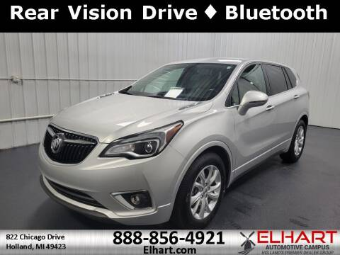 2019 Buick Envision for sale at Elhart Automotive Campus in Holland MI