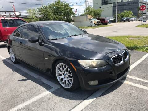 2008 BMW 3 Series for sale at MIAMI AUTO LIQUIDATORS in Miami FL