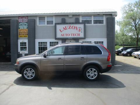 2010 Volvo XC90 for sale at LAUZON'S AUTO TECH TOWING in Malone NY